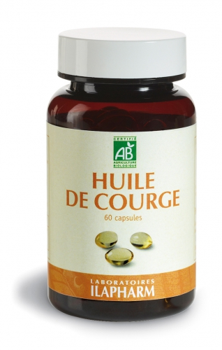 HUILE DE COURGE BIO