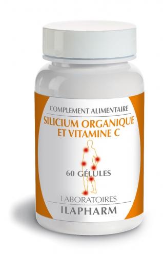 SILICIUM ORGANIQUE & VIT C
